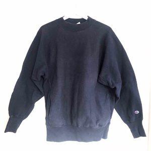 Champion ReverseWeave Crewneck Pocket Sweatshirt